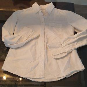 J crew xs button down shirt